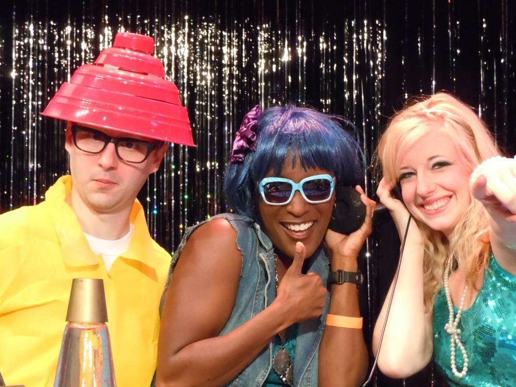 Us with DJ Katie
